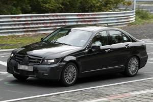 """Новый Mercedes C-Class """"засветился"""""""