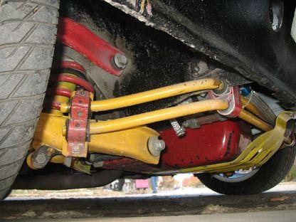 Тюнинг для подвески Ваз 2109
