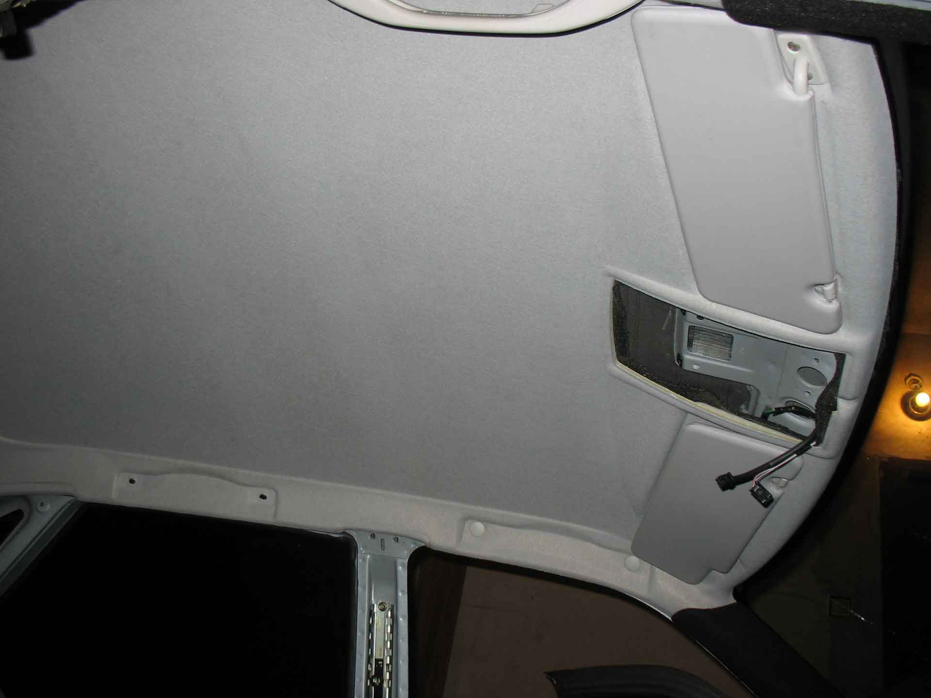 готовый потолок с шумоизоляцией